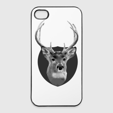 Cerf - Coque rigide iPhone 4/4s