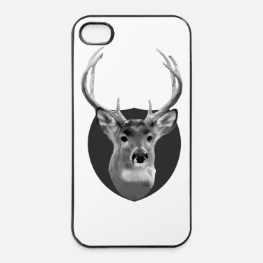 Cerf Cerf - Coque iPhone 4 & 4s