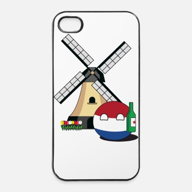Country NetherlandsBall Male - iPhone 4/4s hard case