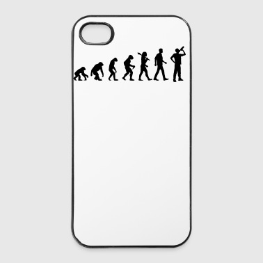 Evolution Of Party - iPhone 4/4s Hard Case
