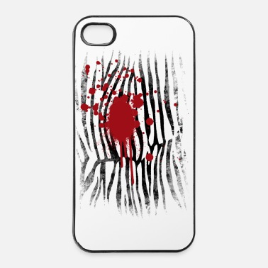 Print Fuck you ... we don't die! - iPhone 4/4s hard case