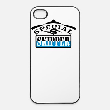 Vip skipper_speciale_g1 - Custodia rigida per iPhone 4/4s