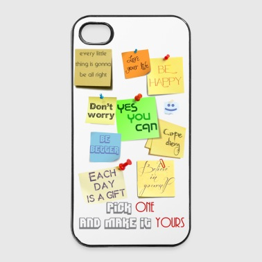 Post it - Custodia rigida per iPhone 4/4s