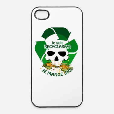 Bio biotetefr.png - Coque rigide iPhone 4/4s
