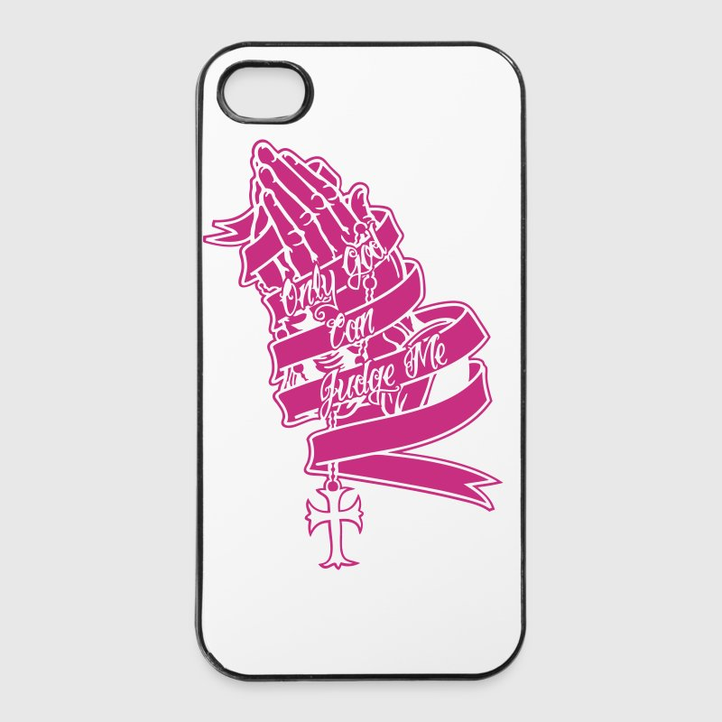 Only God Can Judge Me - iPhone 4/4s Hard Case