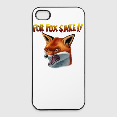 For Fox Sake!! - Twarde etui na iPhone 4/4s