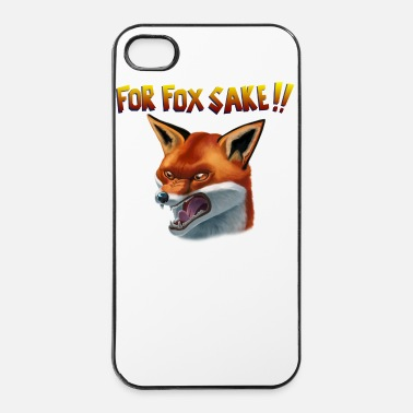 Satiiri For Fox Sake!! - iPhone 4/4s kovakotelo