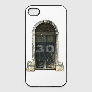 30 ° compleanno - Custodia rigida per iPhone 4/4s