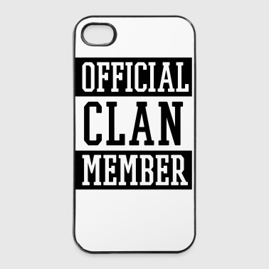 Official Clan Member - iPhone 4/4s Hard Case