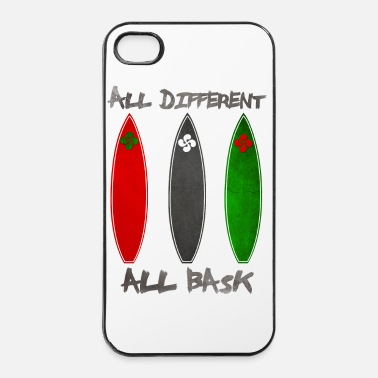 Boarder All Different All Bask - Coque rigide iPhone 4/4s
