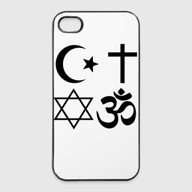 anti - raciste ai - Coque rigide iPhone 4/4s