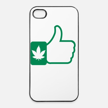 Cannabis Like Cannabis - Coque rigide iPhone 4/4s
