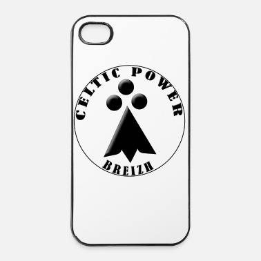 Celtic Celtic Power Breizh 5 - Coque rigide iPhone 4/4s