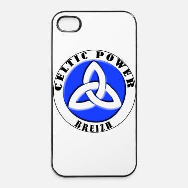 Celtic Celtic Power Breizh 2 - Coque rigide iPhone 4/4s