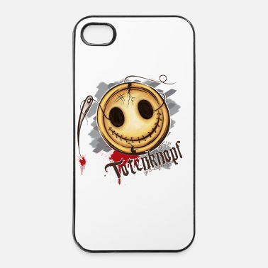 Print Totenknopf - iPhone 4/4s hard case