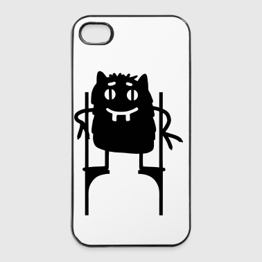 Stelzen Monster - iPhone 4/4s Hard Case