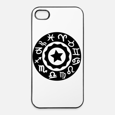 Horoscope zodiaque graffiti g1 - Coque rigide iPhone 4/4s