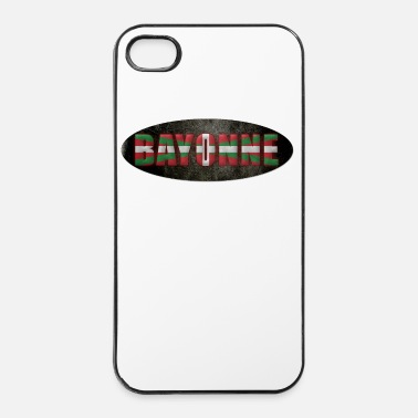 Payer Bayonne Pays Basque - Coque rigide iPhone 4/4s