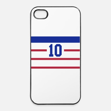Champion Du Monde France 98 extérieur - Coque rigide iPhone 4/4s