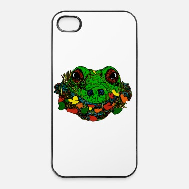Kikker kikker - iPhone 4/4s hard case