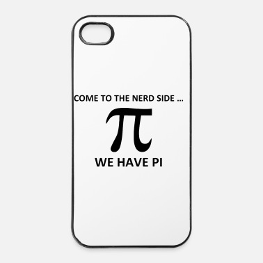 Nombre come_to_the_nerd_side - Coque rigide iPhone 4/4s