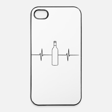 Weekend vin fréquence - Coque rigide iPhone 4/4s