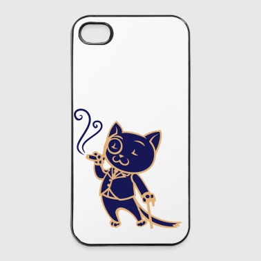 Sir Cat - Coque rigide iPhone 4/4s