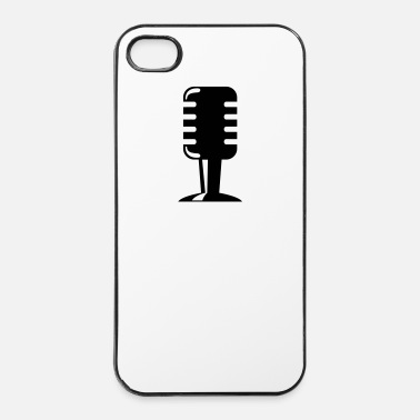 Chant Microphone - Coque rigide iPhone 4/4s