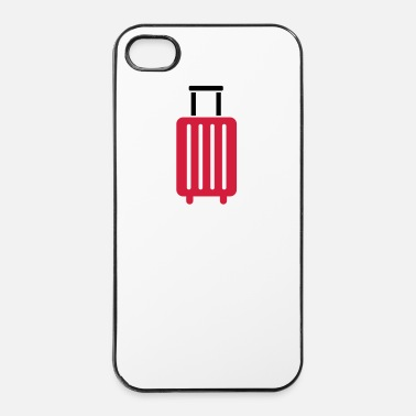 Wiel Koffer  - iPhone 4/4s hard case