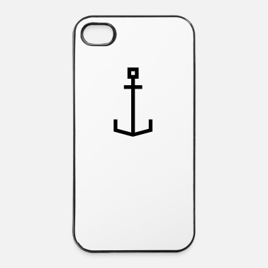 Ancre Ancres angulaires - Coque rigide iPhone 4/4s
