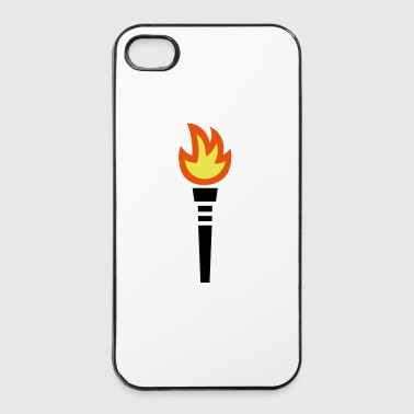 Torch Torch - iPhone 4/4s Hard Case