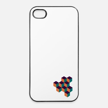 Cube CUBZ - Coque rigide iPhone 4/4s