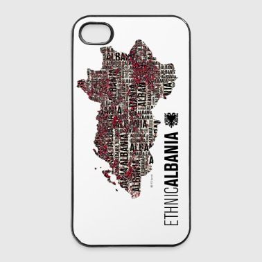 Ethnic ALBANIA - iPhone 4/4s hard case