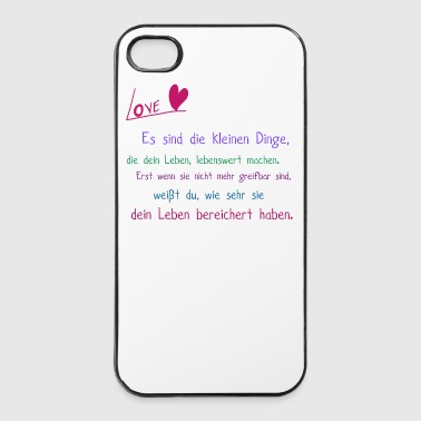 Love - iPhone 4/4s Hard Case