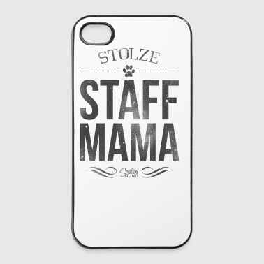 Stolze Staffordshire-Mama - iPhone 4/4s Hard Case