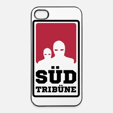 Süd Süd Tribüne - iPhone 4/4s Hard Case