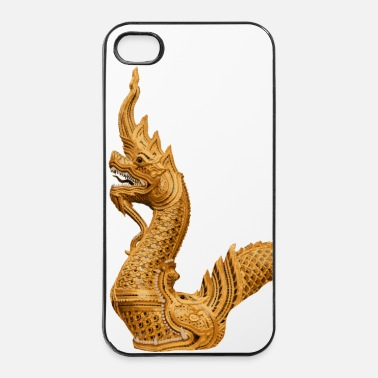 Thaïlande Dragon Couleur - Coque rigide iPhone 4/4s