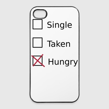 Single Taken Hungry - Coque rigide iPhone 4/4s