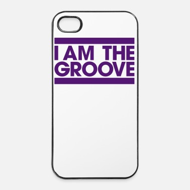 Jazz I am the Groove - Coque rigide iPhone 4/4s