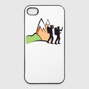 hikaholics full color - iPhone 4/4s hard case