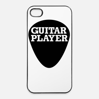 Guitariste Guitar Player - Coque rigide iPhone 4/4s