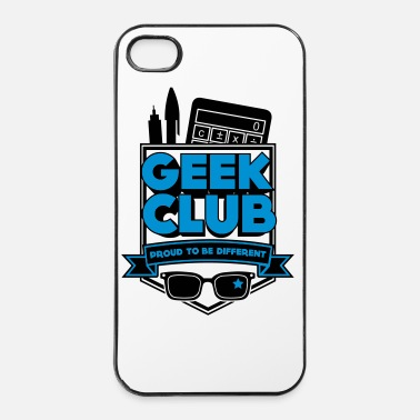 Geek Geek Club - iPhone 4 & 4s Case