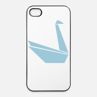 Papier Cygne Swan Papier - Coque rigide iPhone 4/4s