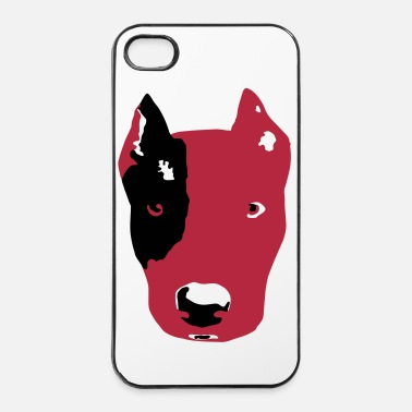 Stafford stafford terrier - iPhone 4/4s hard case