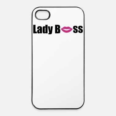 Swag Lady Boss - iPhone 4/4s kovakotelo