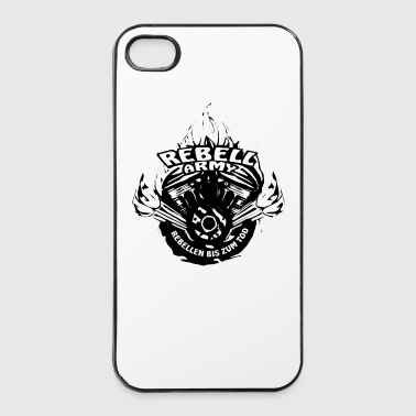 rebell army - iPhone 4/4s Hard Case