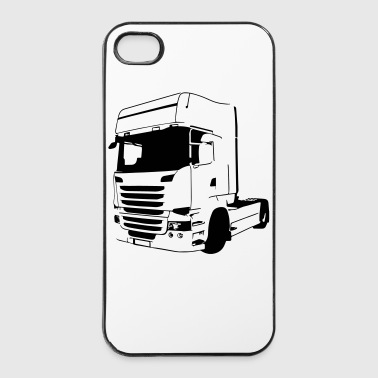 S c a n i a  V8 Vabis - iPhone 4/4s Hard Case