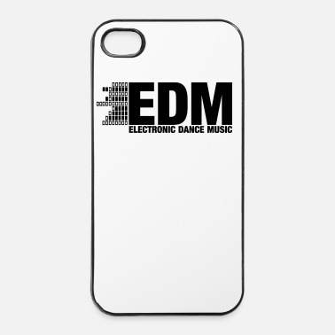 Scratch ELECTRO,DUBSTEP,EDM,MUSIC,DANCE,ELECTRONIC,MINIMAL - iPhone 4 & 4s Hülle