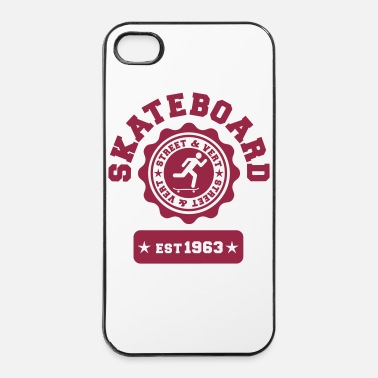 Skateboard Skateboard Street and Vert - Coque rigide iPhone 4/4s