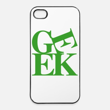 Informatique Geek - Coque rigide iPhone 4/4s